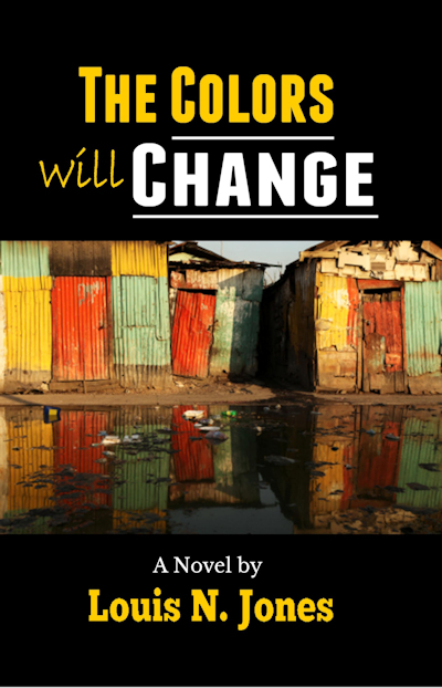 The Colors Will Change: A Christian suspense novel